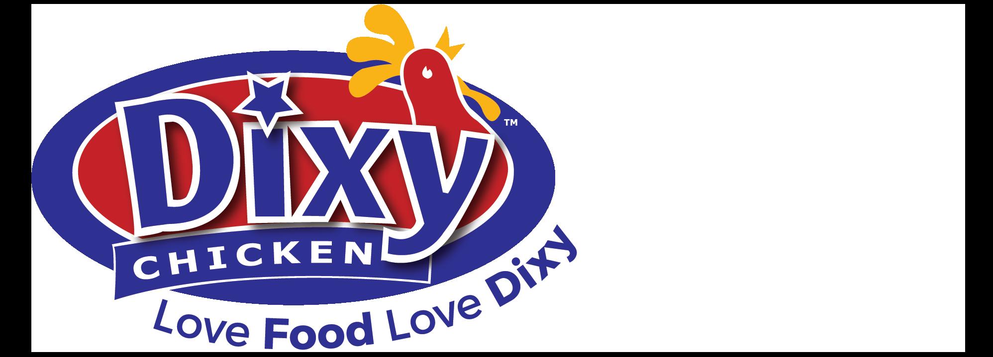 Dixy Chicken Whitley Logo